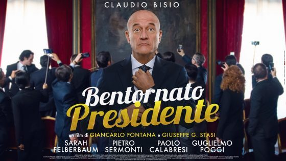 Bentornato Presidente dal 28 marzo al cinema!